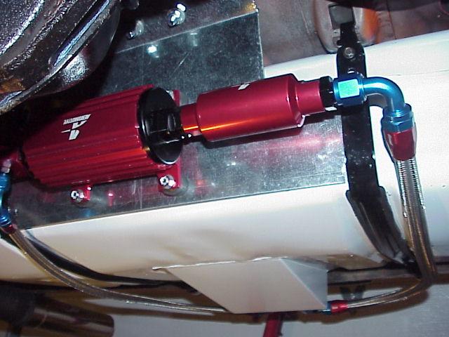 Stock Tank With Fuel Sump Team Camaro Tech